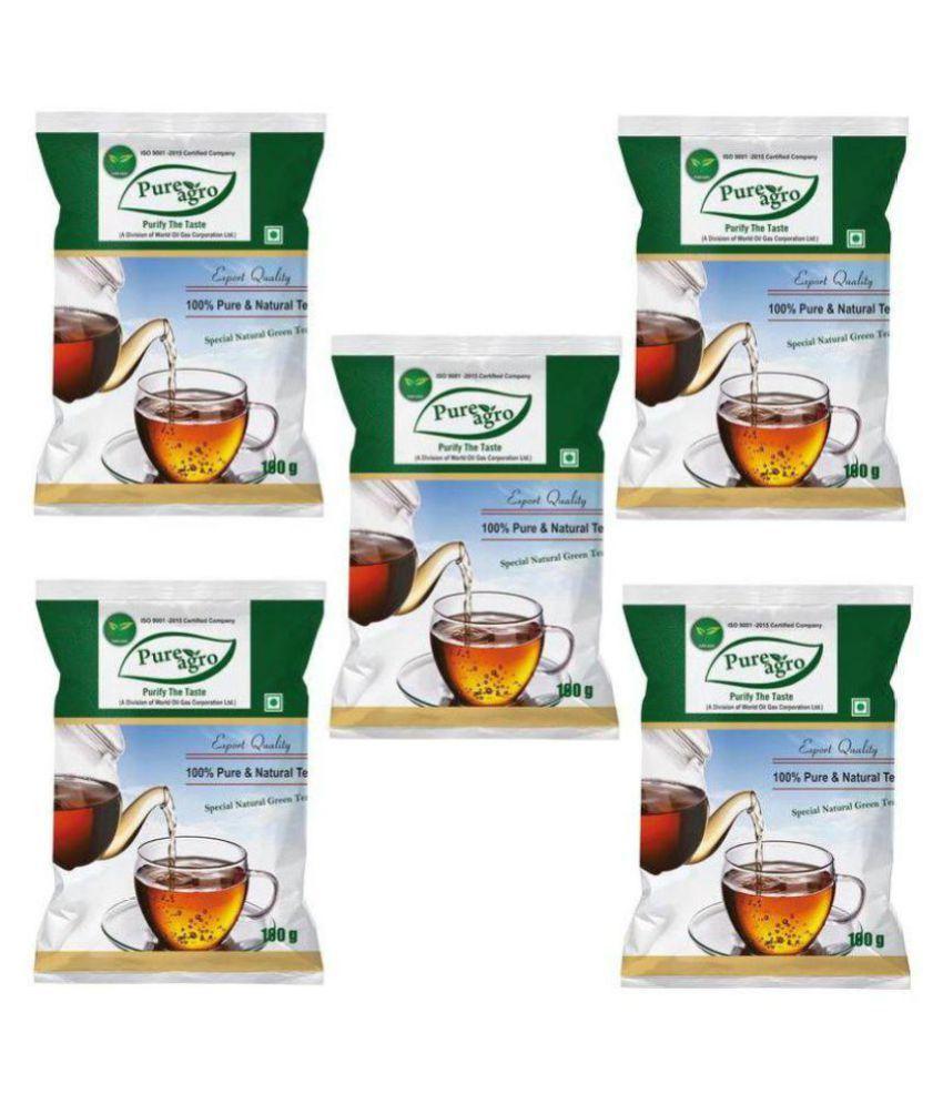 Pure Agro Green Tea Loose Leaf 500 gm