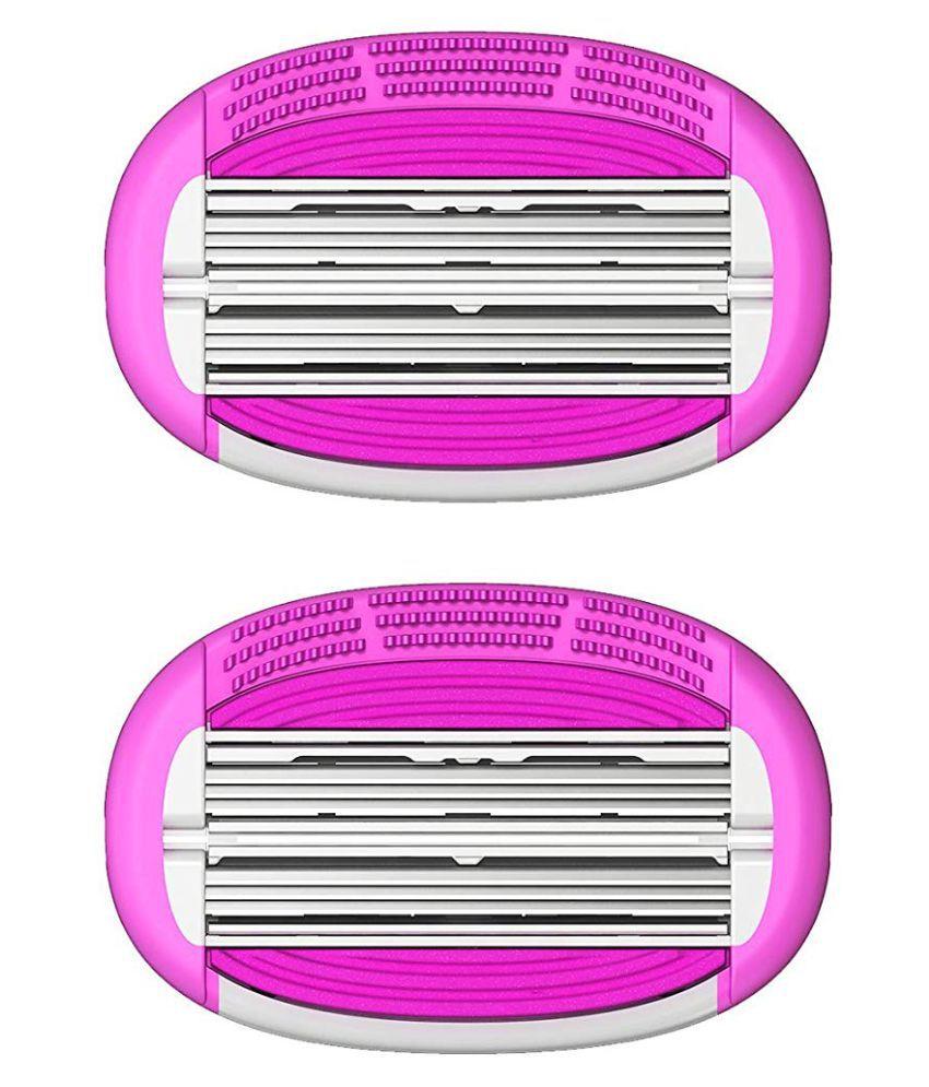 LetsShave Evior 6 Pack of 2 Cartridges