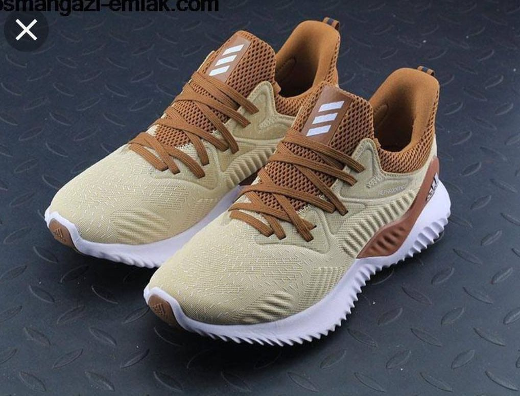 Adidas Khaki Running Shoes - Buy Adidas