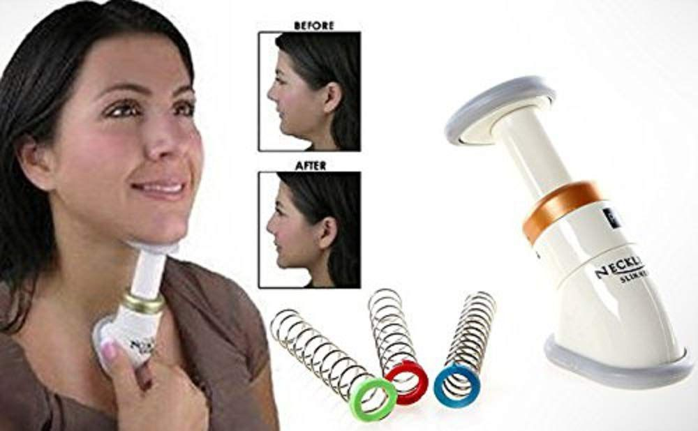 dream value Neck Slimmer Double Chin Remover Reducer