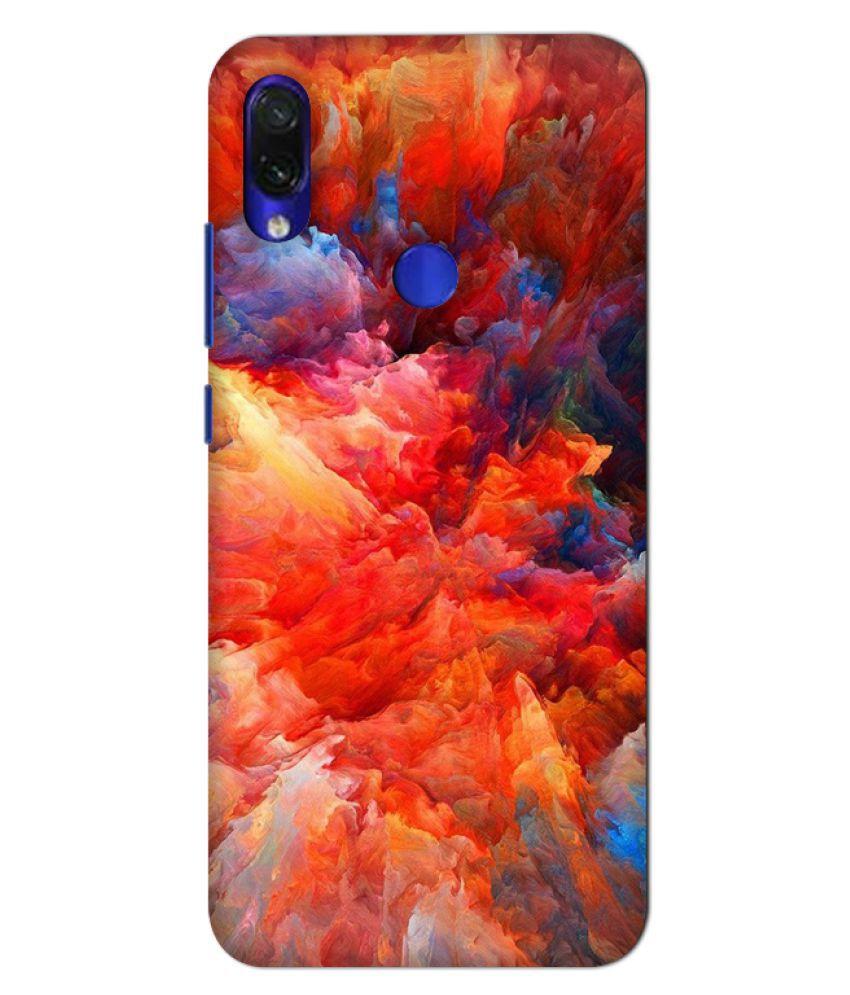Xiaomi Redmi Note 7 Printed Cover By GV GODESHWARAM