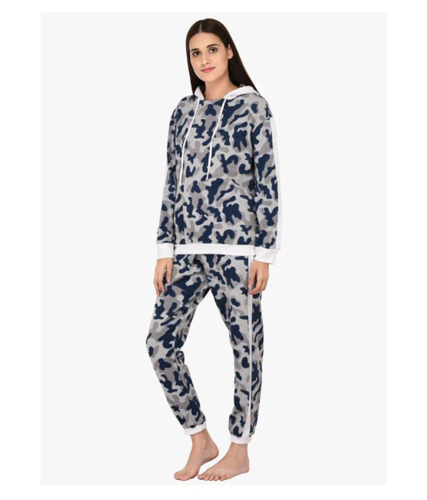 43bc4f3e608 Buy YAYA Cotton Nightsuit Sets - Multi Color Online at Best Prices in India  - Snapdeal