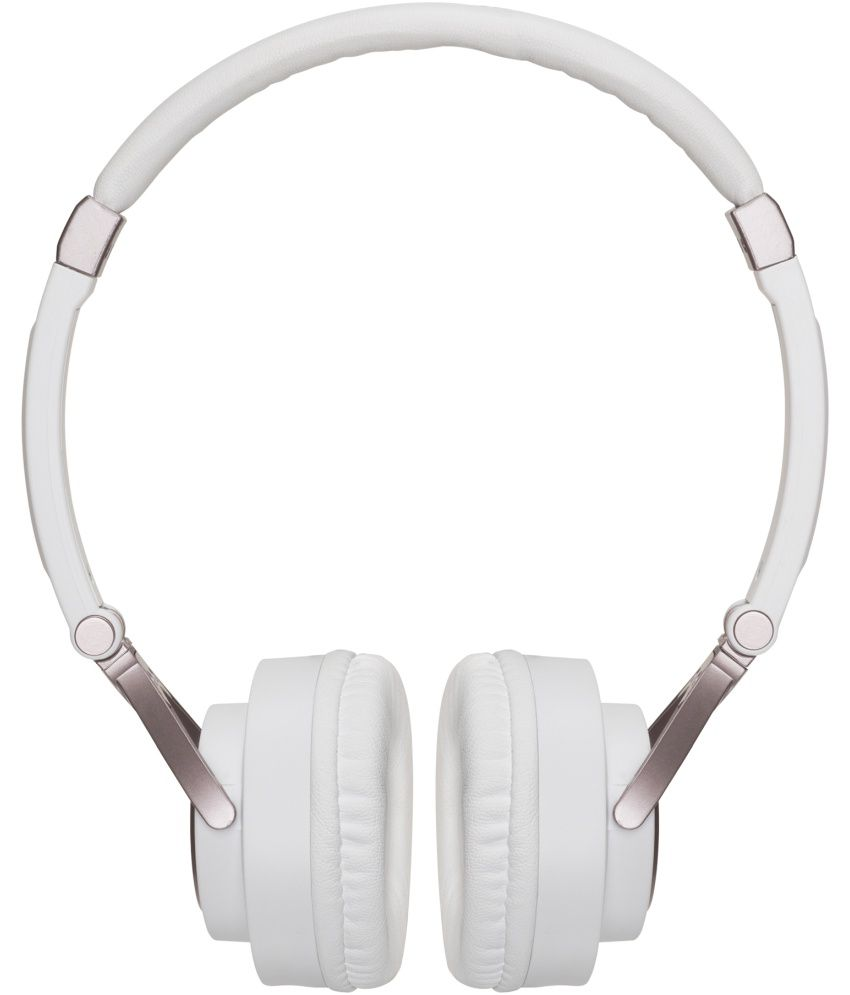 a38c714703b Motorola Pulse 2 Over Ear Wired Headphones With Mic (White) - Buy Motorola  Pulse 2 Over Ear Wired Headphones With Mic (White) Online at Best Prices in  India ...