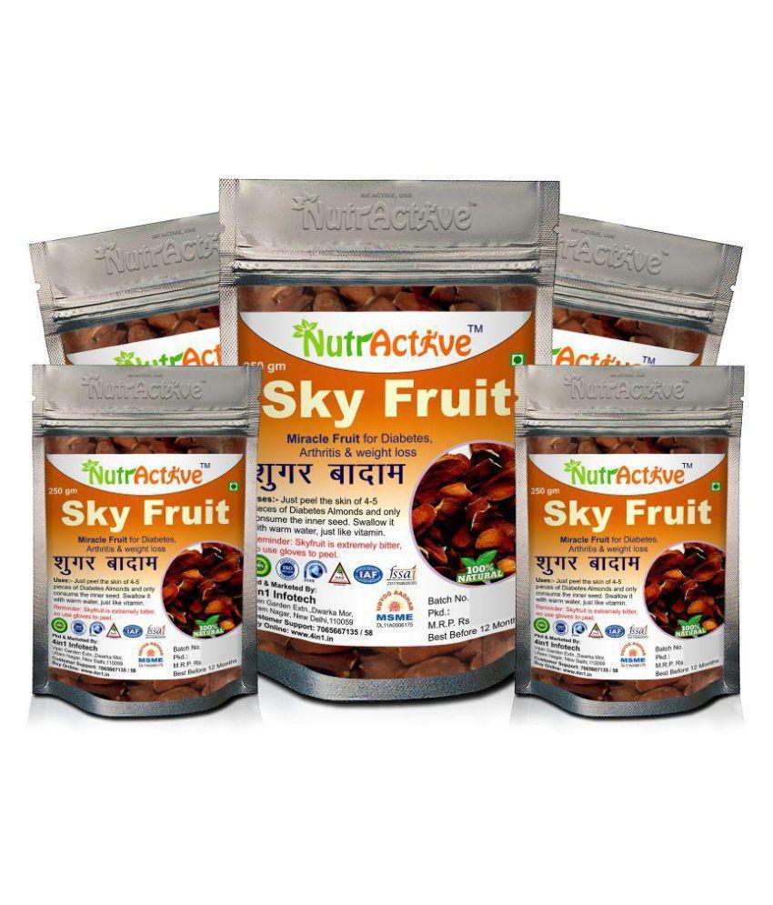 NutrActive Sugar Badam 1250 gm