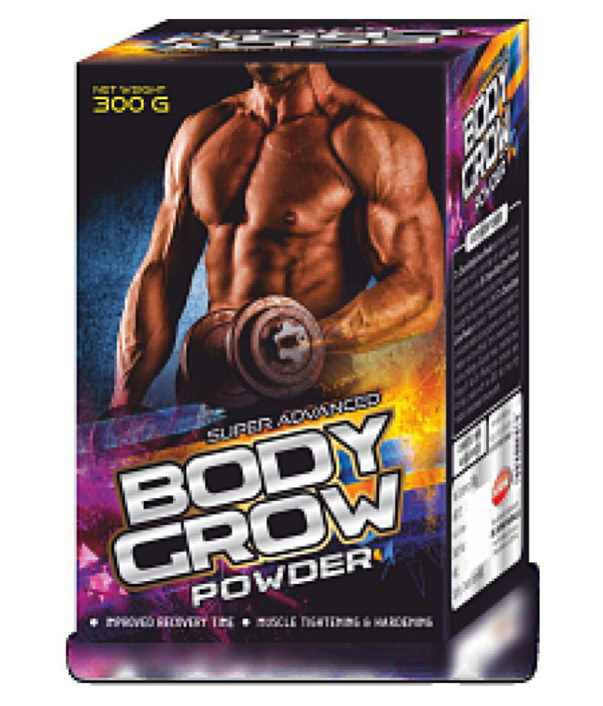 Ayurveda Cure Body Grow, 300 gm Weight Gainer Powder