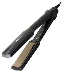 SKYViEW Kemei-329 Hair Straightener ( Black )