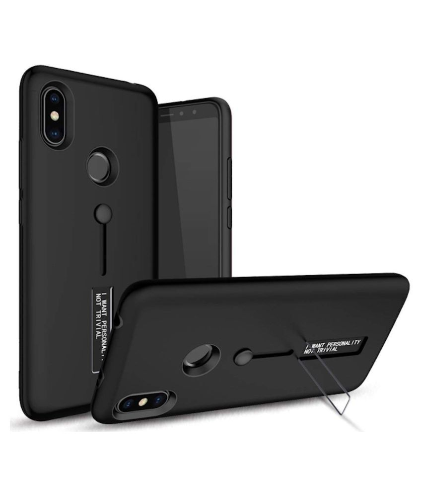 Apple iPhone XR Cases with Stands Hopsack - Black