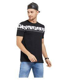 ee3094868 Self Design T-Shirt: Buy Self Design T-Shirt for Men Online at Low ...