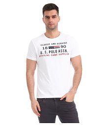 c8d38e893 U.S. Polo Assn. T Shirts: Buy U.S. Polo Assn. T Shirts Online at ...