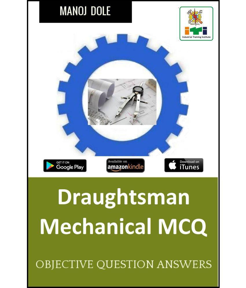 Draughtsman Mechanical MCQ