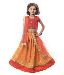 7e97ac7837 Girls Lehenga Cholis: Buy Girls Lehenga Cholis Online at Best Prices ...