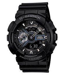 Men Fashion G522 Resin Analog-Digital Men's Watch