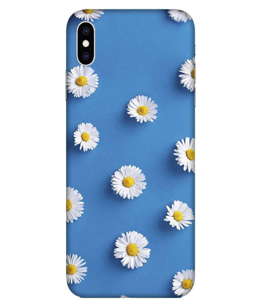Apple iPhone XS Max Printed Cover By Digi Swipes
