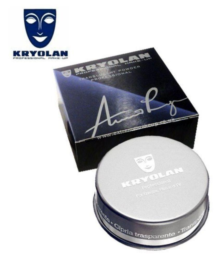 Synecus Kryolan Translucent Loose Powder For Professional Make-Up 20 gm
