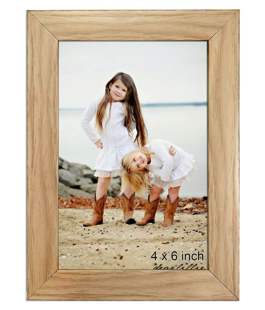 Trends on Wall Acrylic Multicolour Single Photo Frame - Pack of 1