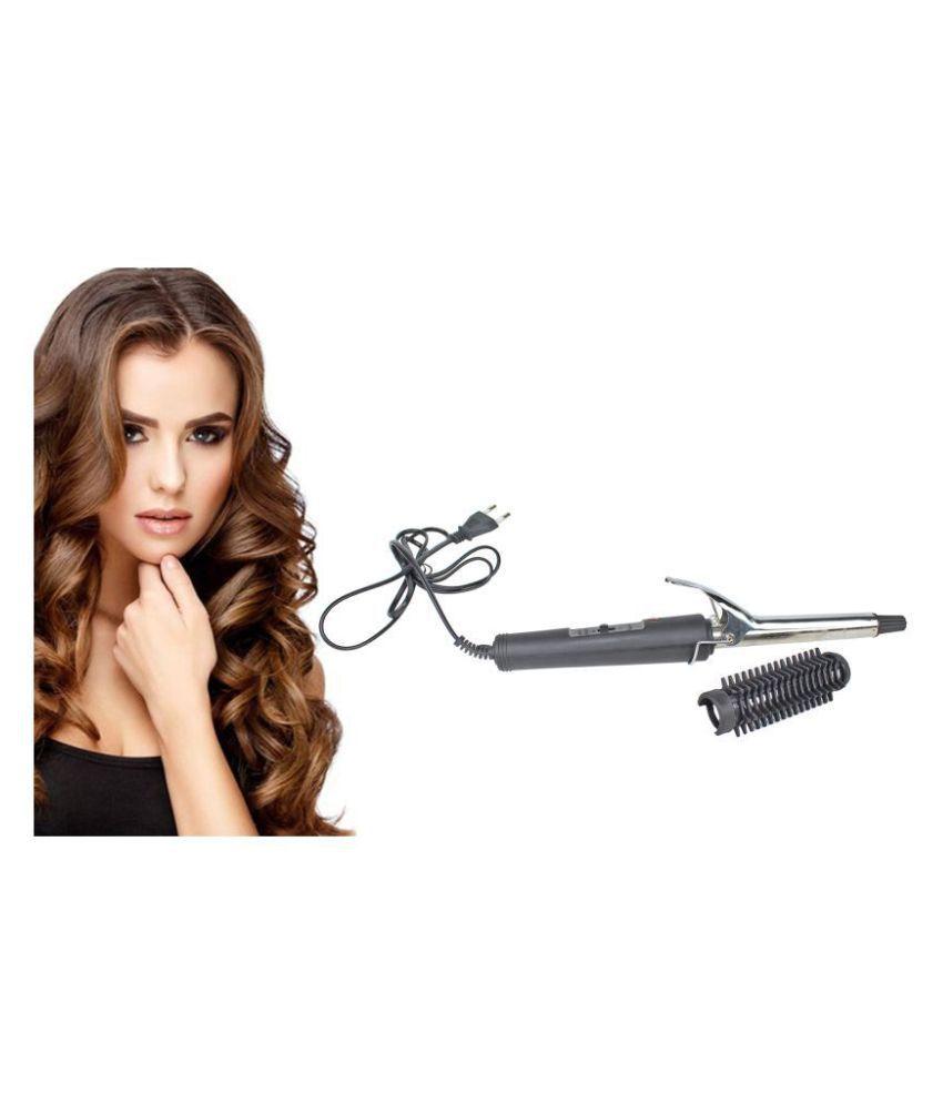 AEFSATM 471B Electrci Culer  Hair Straightener ( Black )
