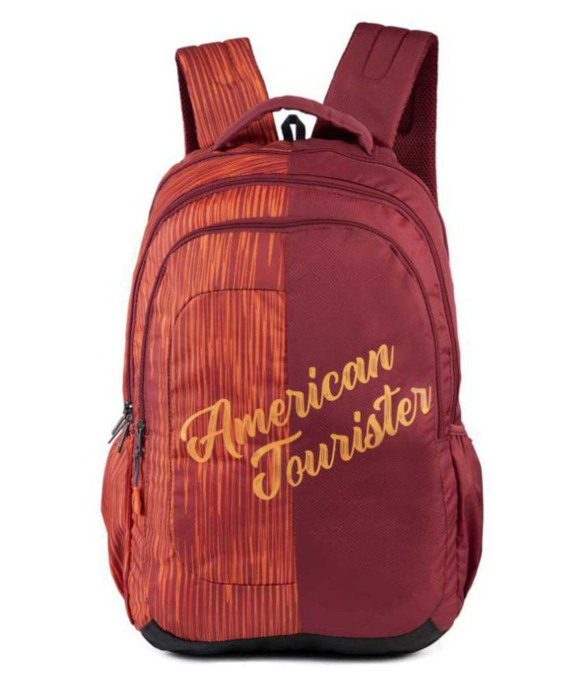 98f826068937 American Tourister TANGO NXT 02 RUST 35 L 2019 Backpack