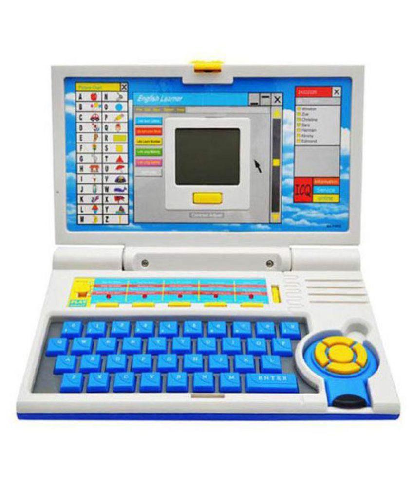 PraSid English Learner Laptop - 20 Activities - Buy PraSid ...