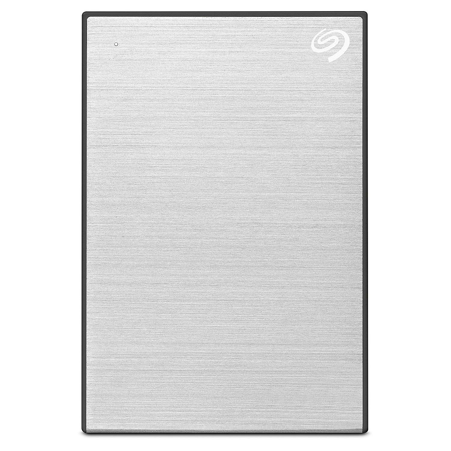 Seagate Backup Plus Slim 4TB External Hard Drive Portable HDD-Silver USB 3.0 for PC Laptop and Mac, 1 year Mylio Create, 4 Months Adobe CC Photography, and 3-year Rescue Services (STHN4000401)