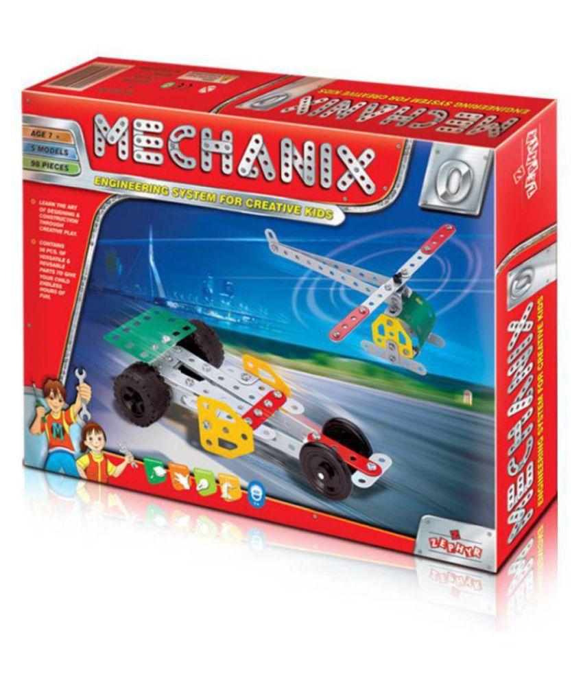 Metal Mechanix 0