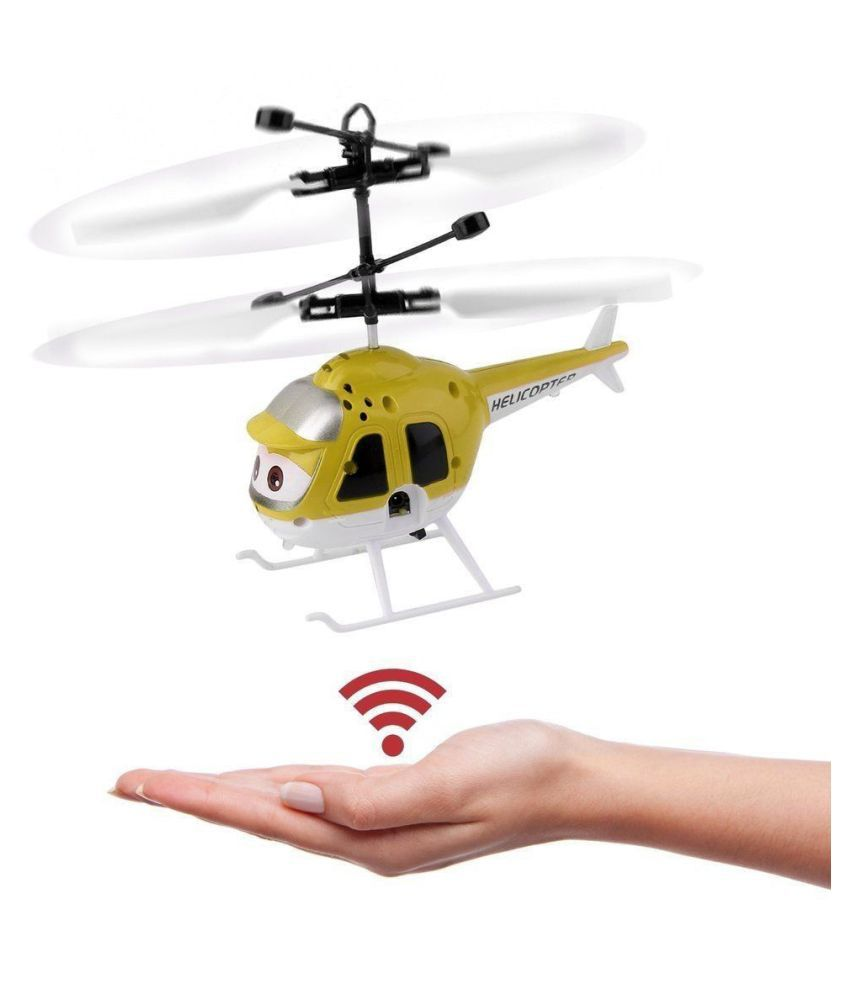 Rechargeable Flying Helicopter plane Hand SDL 1 9a728