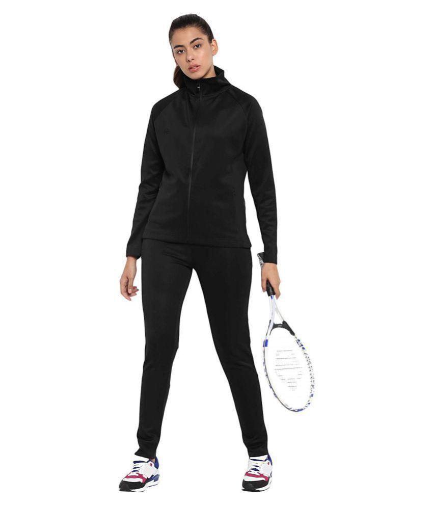 CHKOKKO Trendy Women Track Suit Set Gym Sports Tracksuit Combo of Track Pant Zipper Jacket