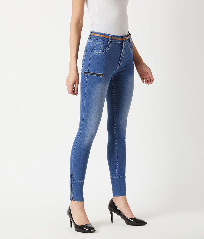 Miss Chase Denim Jeans - Blue