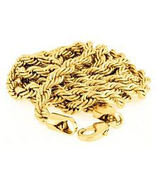 Chains: Buy Gold, Platinum & Silver Chains Online at Low prices