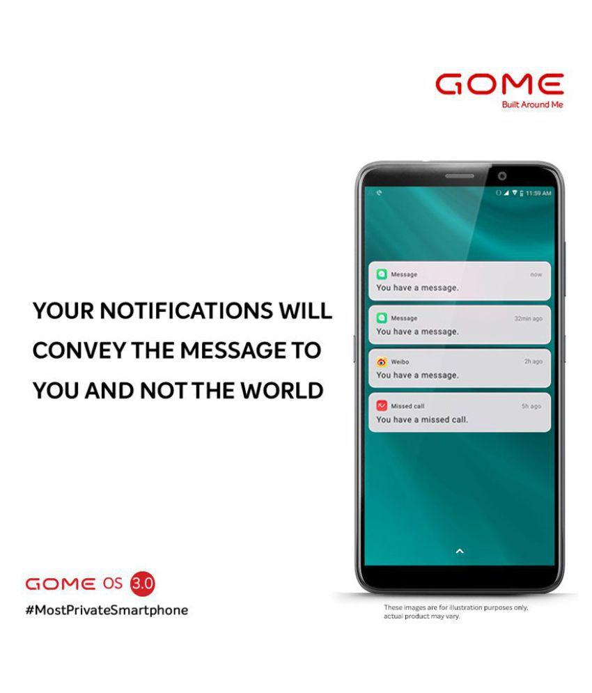 GOME C7 note 2+16 ( 16GB , 2 GB ) Black