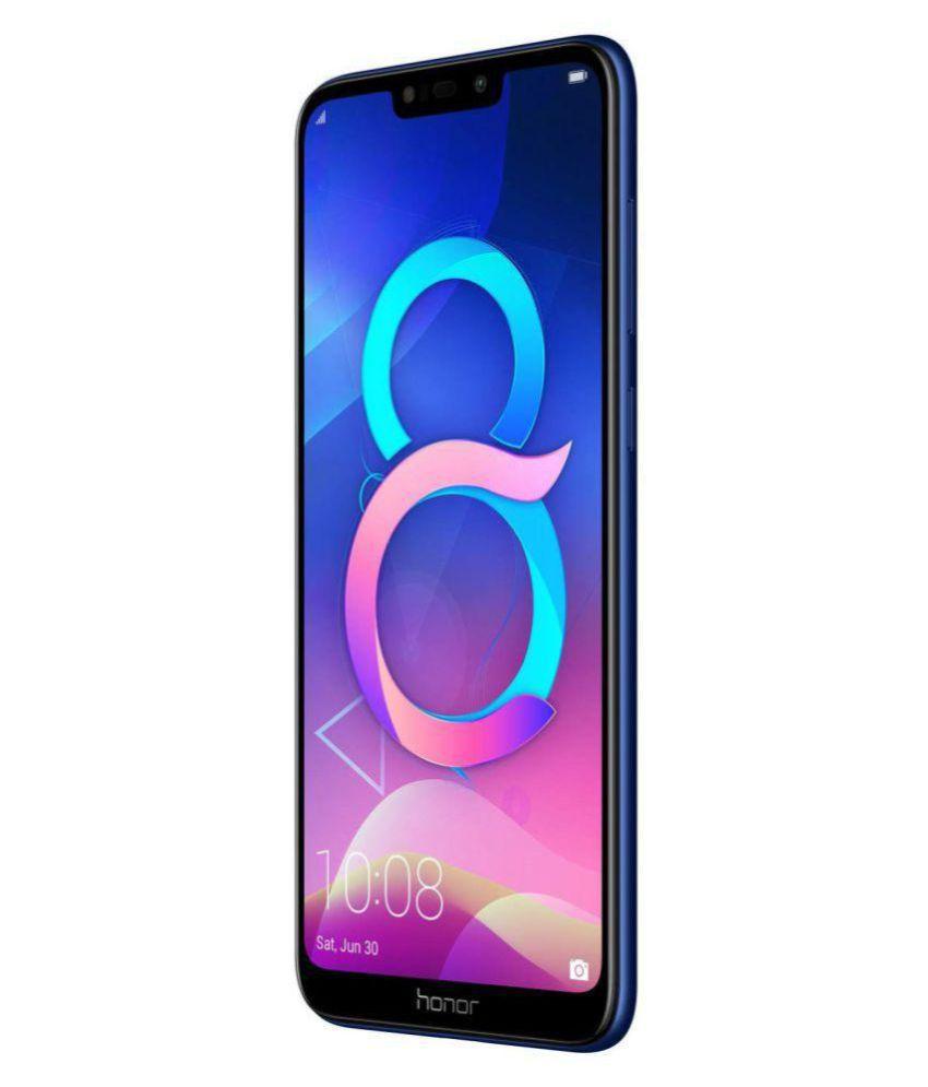 Honor 8C(BKK-AL10) ( 64GB , 4 GB ) Blue