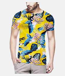 a885714c887 Printed T-Shirt  Buy Printed T-Shirt for Men Online at Low Prices in ...