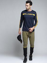 Dillinger Navy Full Sleeve T-Shirt