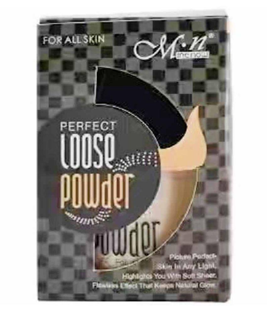 Lavanya M.N. Menow Loose Powder Perfect Loose Powder 13 gm