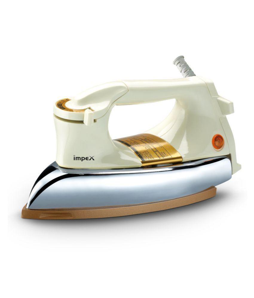 Impex IB 18 Dry Iron White