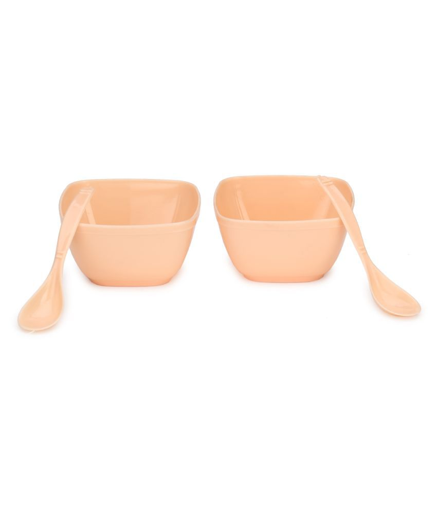 AFAST DinnerS-O1 Plastic Dinner Set of 4 Pieces
