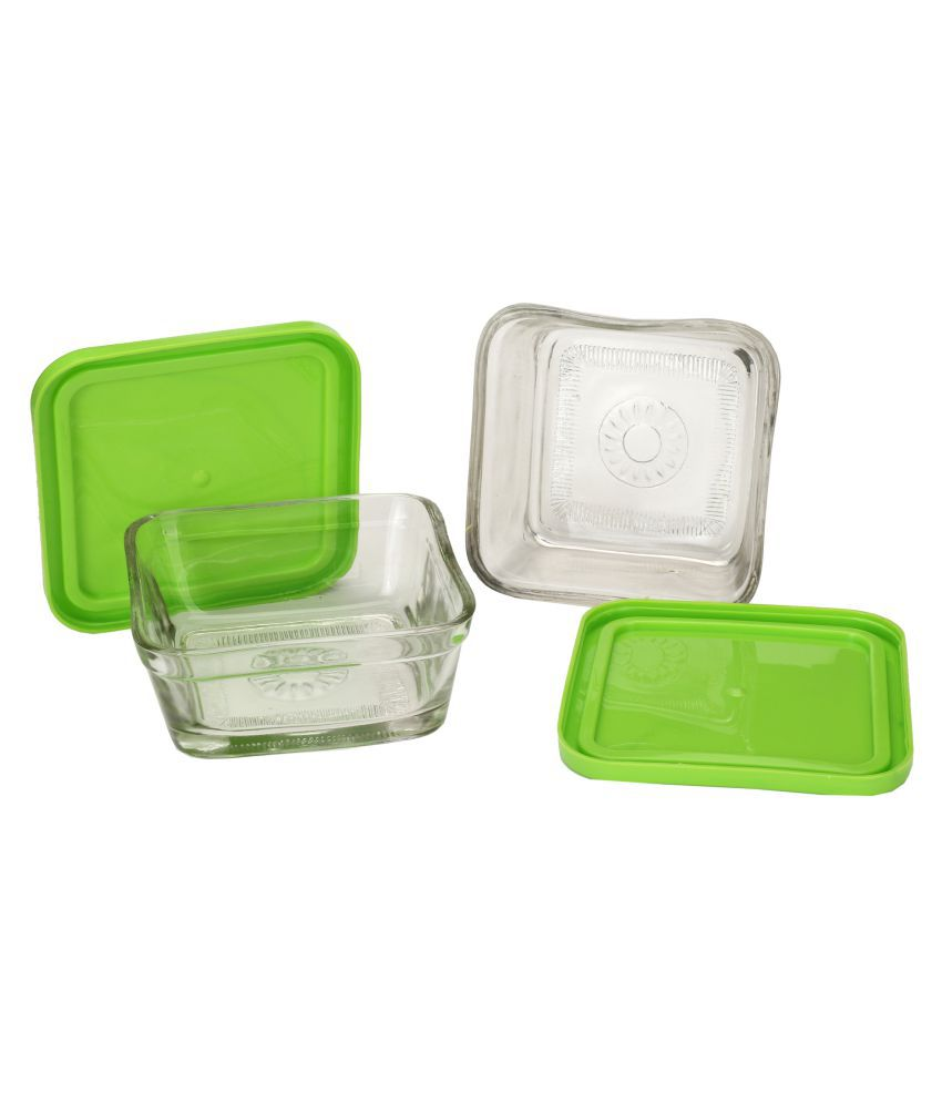 AFAST Cont-AK2 Polyproplene Food Container Set of 2 250 ml