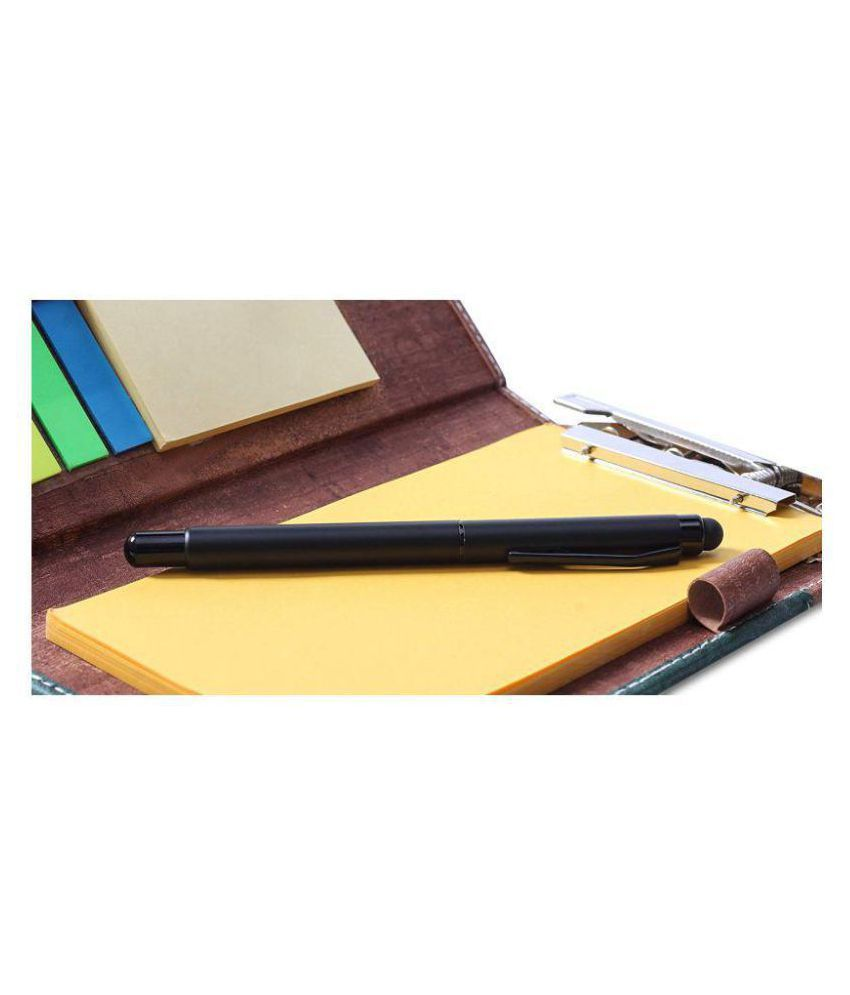 COI Memo Neon Note pad/Memo Note Book with Mobile Holder Pocket, Sticky Notes & Clip Holder in Diary Style with Free iPhone Stylus Pen