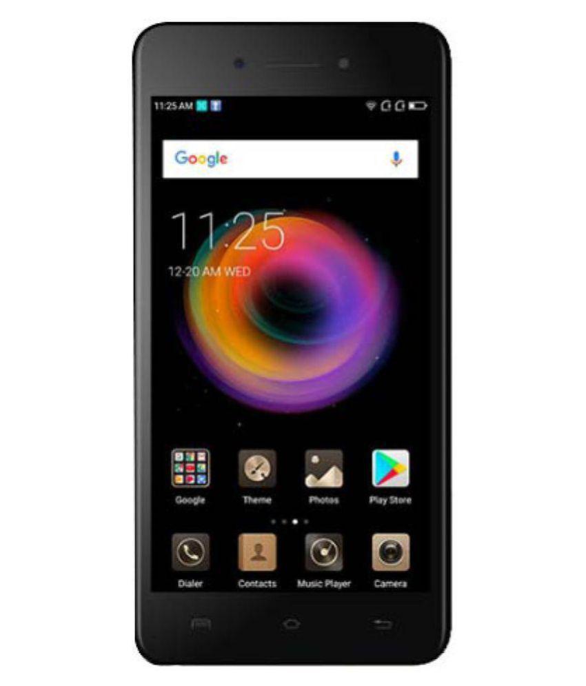 Micromax Bharat 5 plus   16 GB , 2  GB   Jet Black
