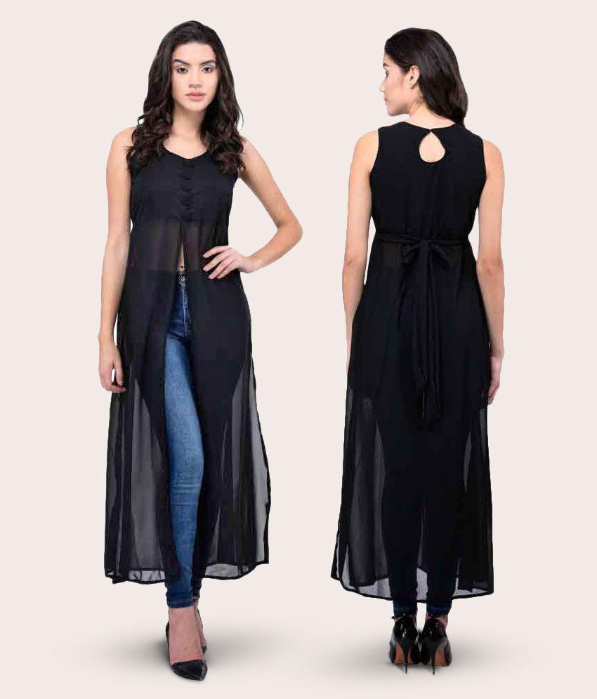 Triraj One piece Western Dress Women