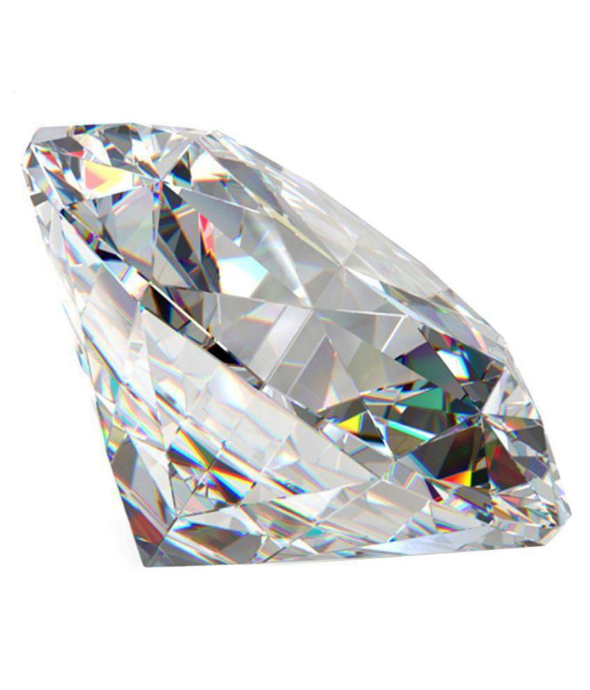 Natural American Diamond Zircon Gemstone