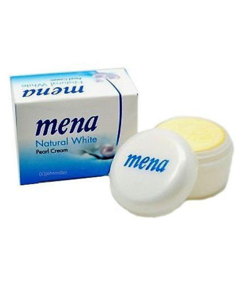 Quds Mena Naturall White Pearl Cream Night Cream 3 gm