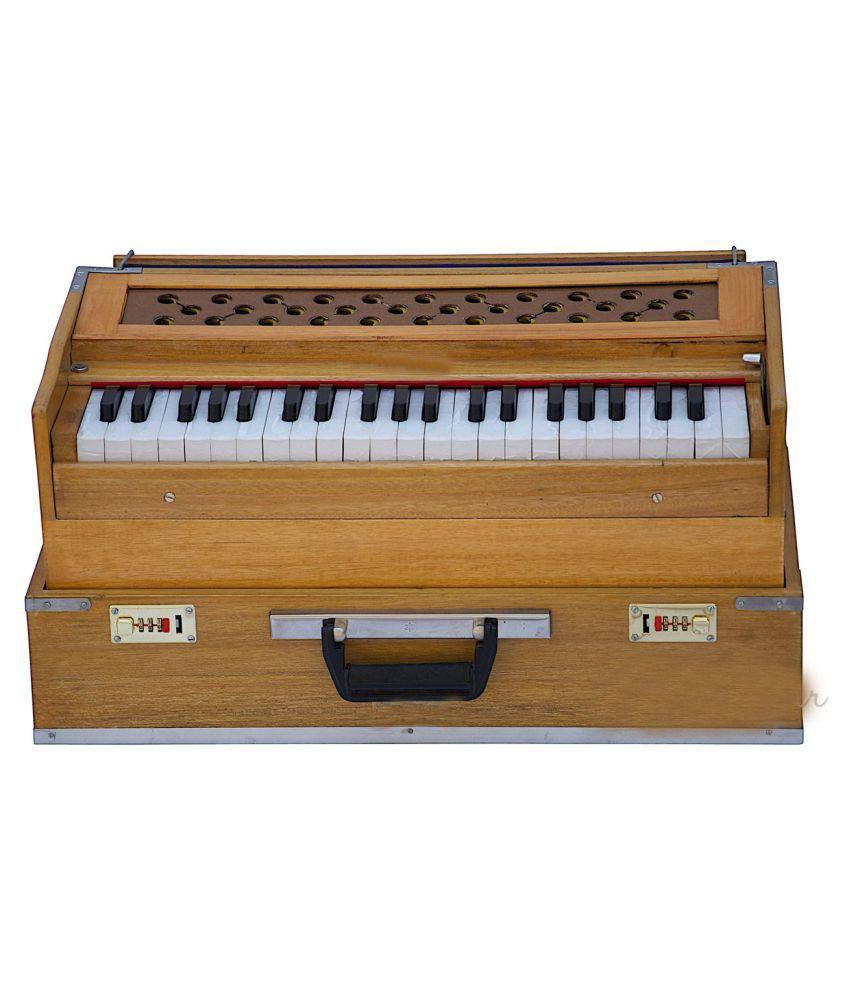 SG Musical Natural Colour Harmonium: Buy SG Musical ...