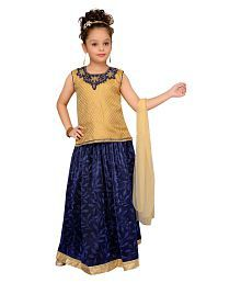 aff155f89ba9b Girls Lehenga Cholis: Buy Girls Lehenga Cholis Online at Best Prices ...