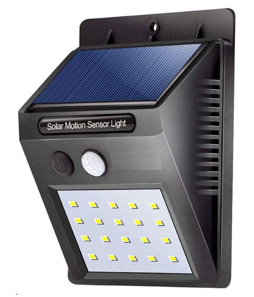 HK MART 0.1W Solar Bulb - Pack of 1