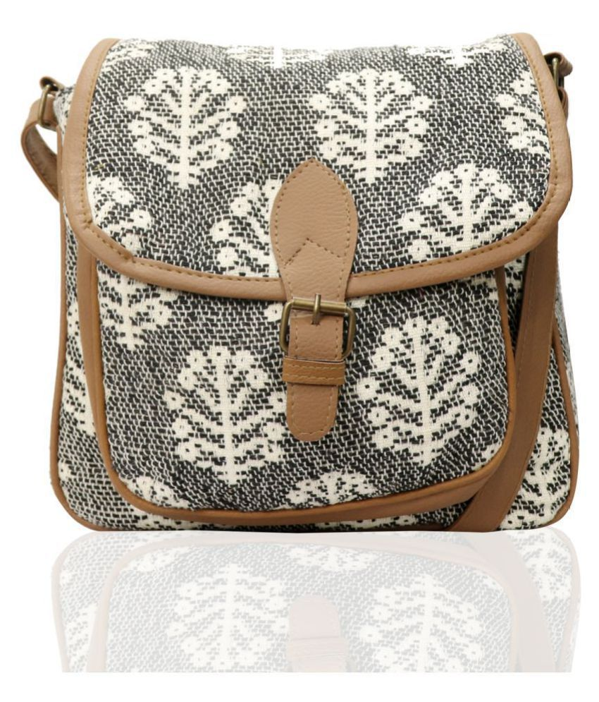 INDOFAS Multi P.U. Sling Bag