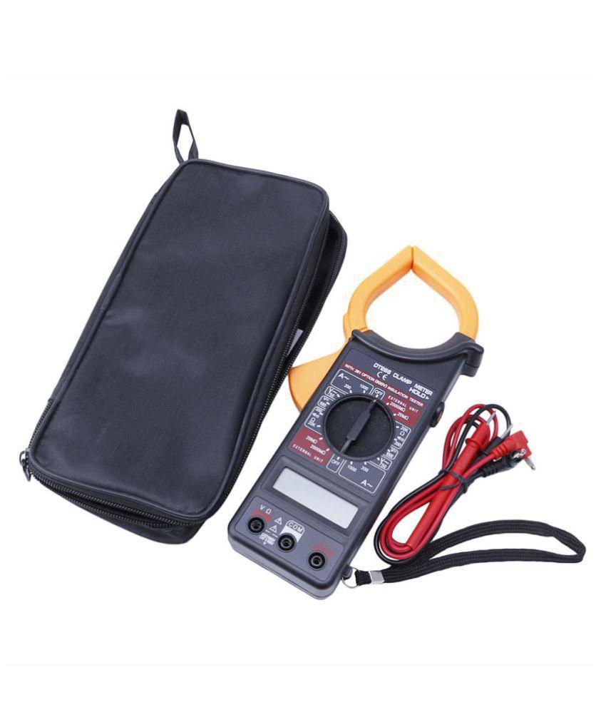 Electric Testing Meter Digital Clamp Meter