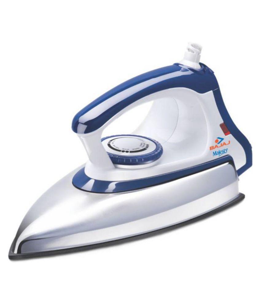 BAJAJ DX11 na Dry Iron WHITE/BLUE