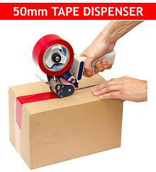 50 mm / 2 inch Manual Hand Operated Ikon Tape Dispenser (Colour May Vary)