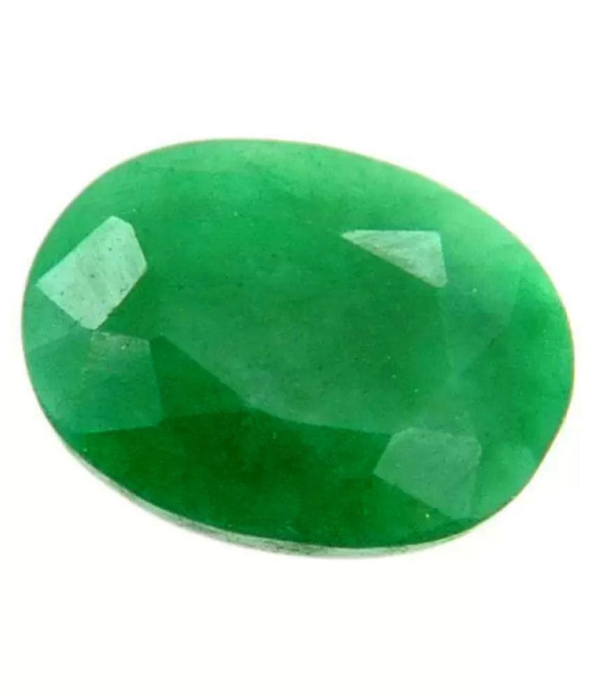 Emerald Green Panna 6.25 -Ratti Precious Gemstone