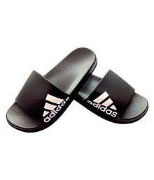 Adidas Black Slide Flip flop